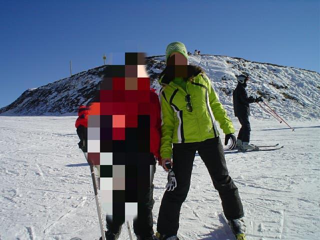 Traje ski esqui completo mujer o niña