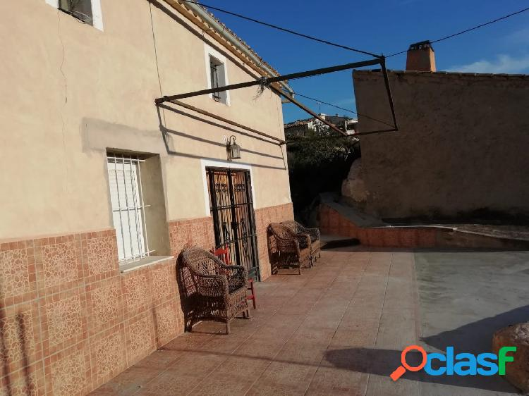 Opportunity - cave house in alicante