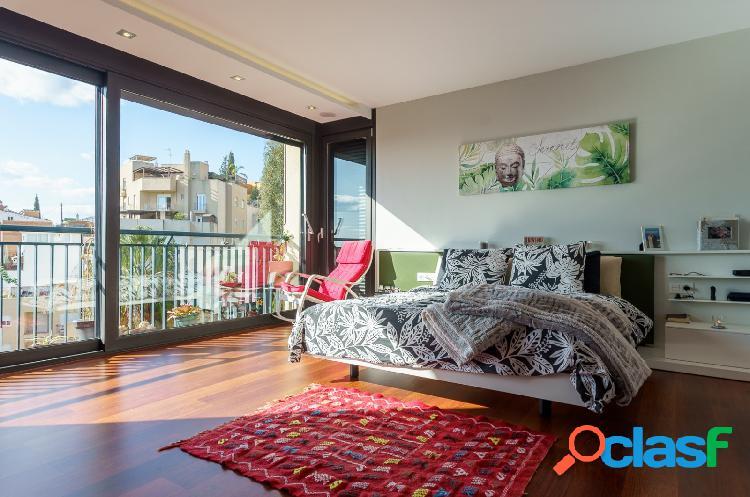 ¡lujoso apartamento en venta de dos dormitorios y dos baños en malaga!