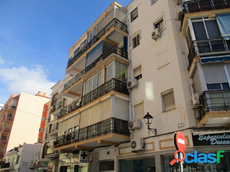 Apartamento 1 dormitorio. centro torremolinos