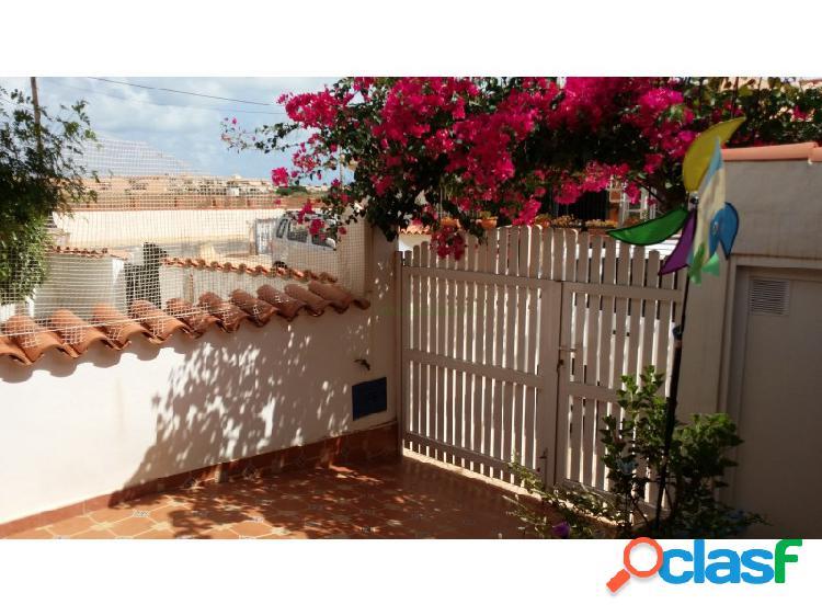 Bungalow con jardin 2d en estrella de mar