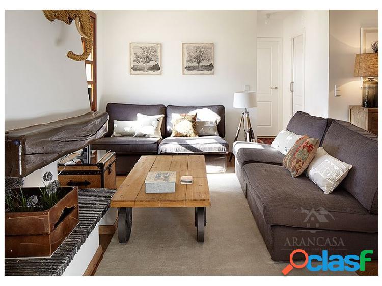 Precioso piso reformado en salardú