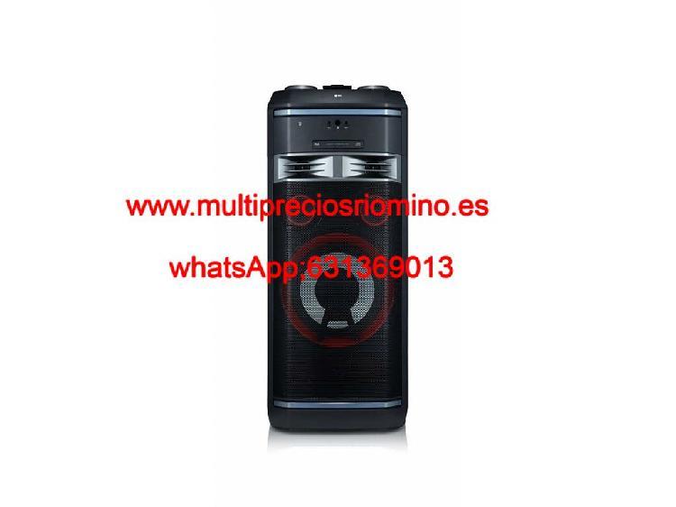 Altavoz alta potencia 1800w, bluetooth