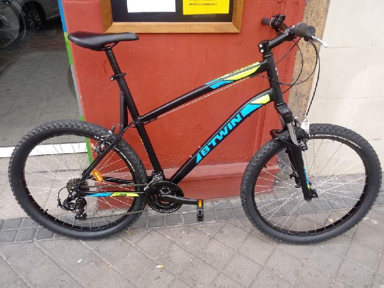Bicicleta btwin xl nueva