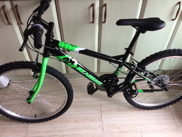 Bicicleta montaña niño(nueva)