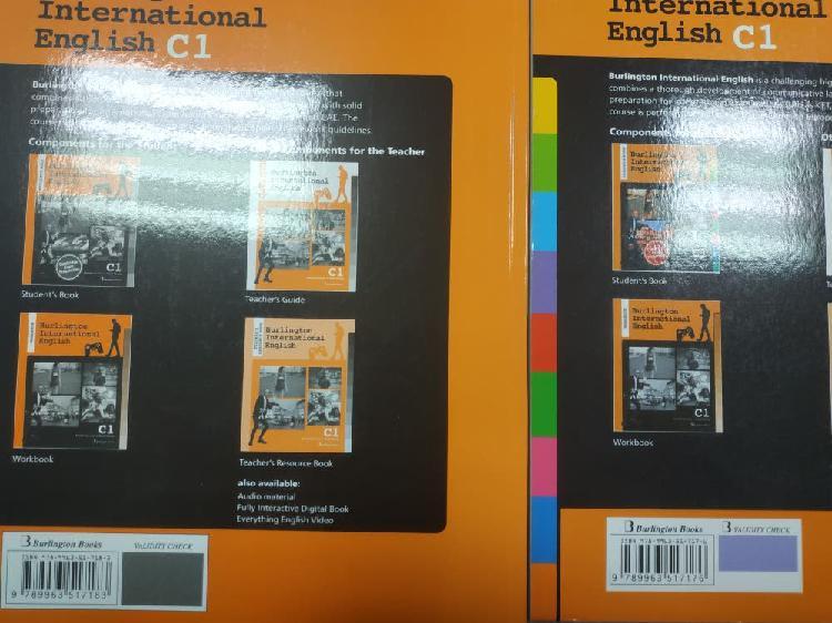 Burlington international english c1