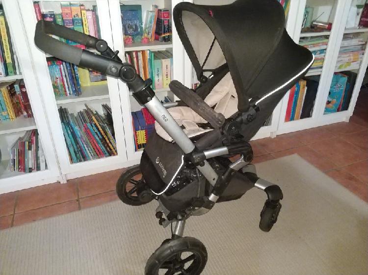 Carro bebé concord neo. silla+maxicosi+capazo
