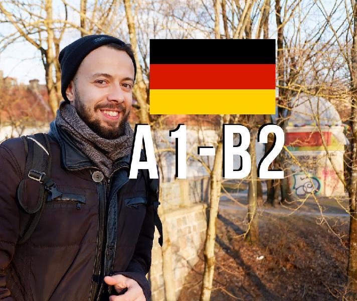 Clases particulares de alemán (a1-b2)