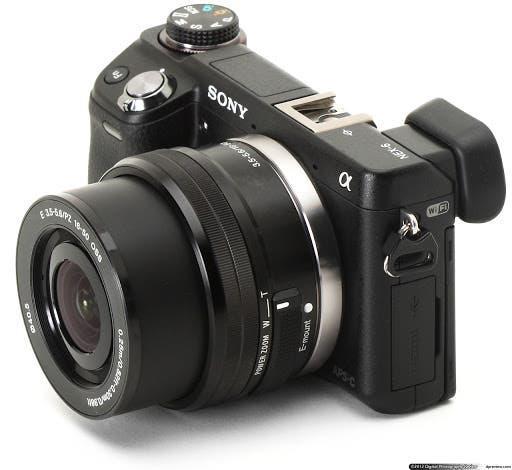 Cámara de foto y vídeo sony nex-6 (como nueva)