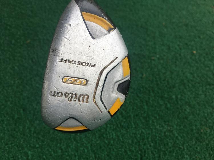 Golf híbrido 4