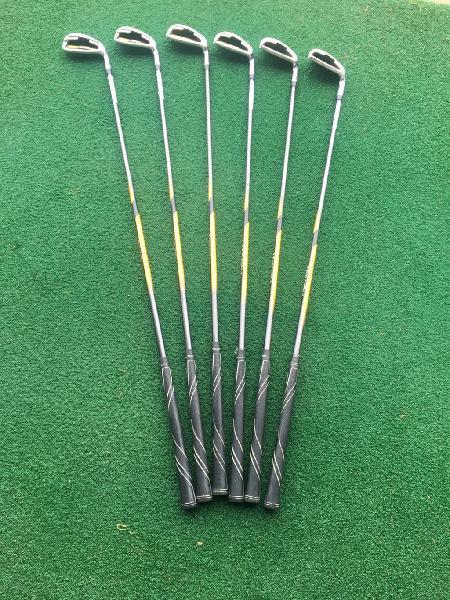 Juego de hierros golf