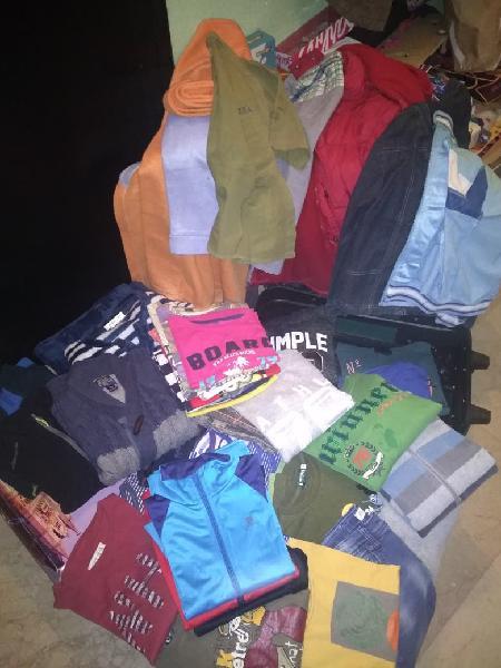 Lote ropa niño 7-8 años