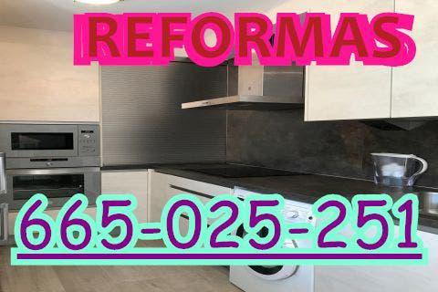 Mantenimiento y reparaciones domésticas bara