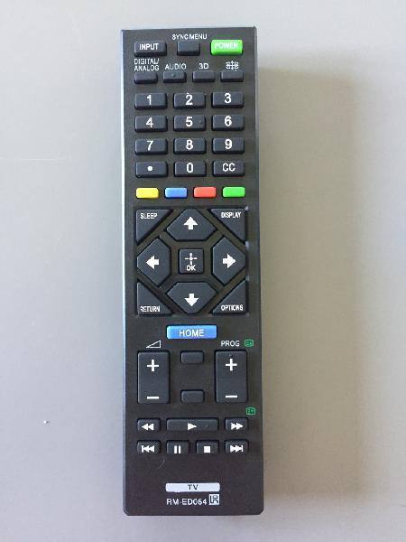 Mando a distancia tv universal para sony nuevo
