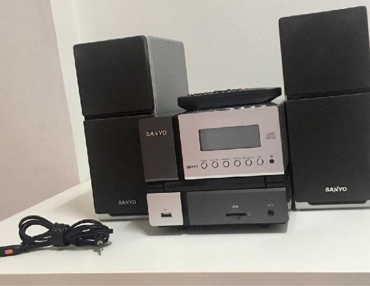 Micro cd hi-fi system
