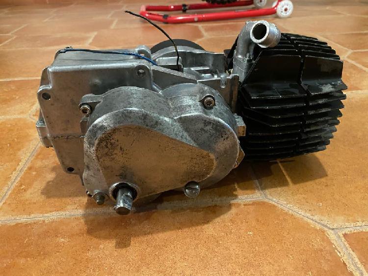 Motor puch magnum, rough rider
