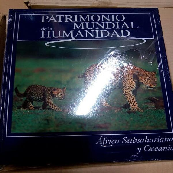 Patrimonio mundial de la humanidad