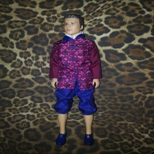 Príncipe ken barbie (envío gratis)