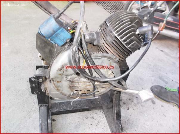 Recambios moto motor vespa pk 75 xl elestar