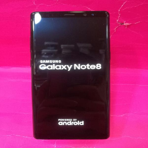 Samsung galaxy note 8 , 64gb