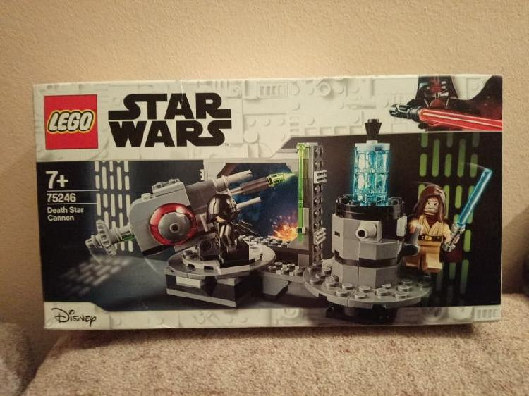 Star wars lego death star cannon.ref:75246