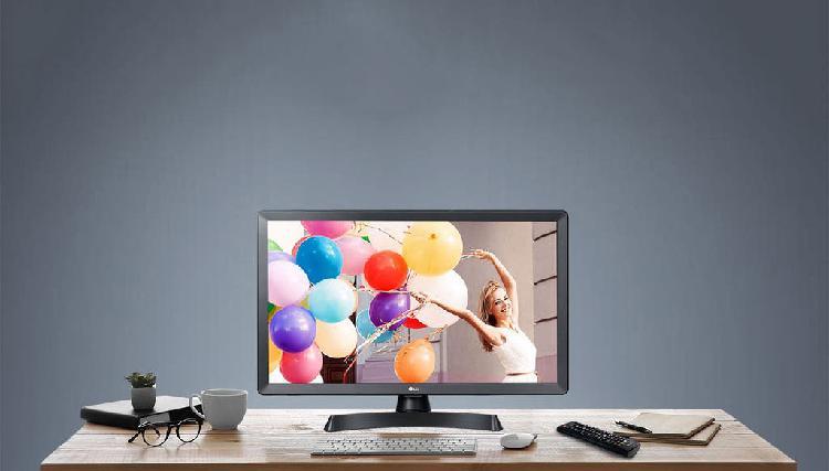 Televisor monitor 24'' lcd led