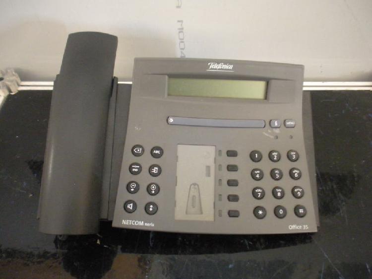 Teléfono fijo netcom neris office 35pro