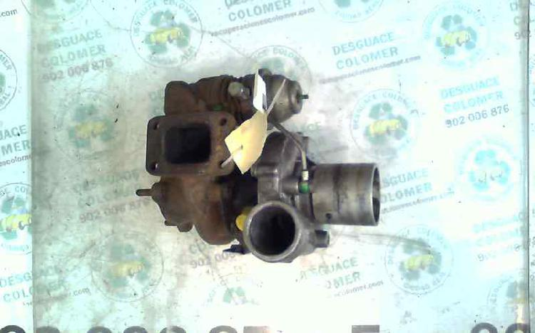 Turbocompresor toyota land cruiser 4.2 24v