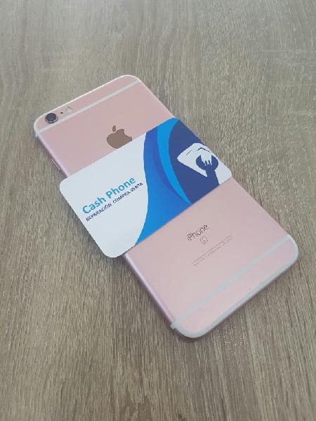 Iphone 6s plus 128gb rosa ocasión