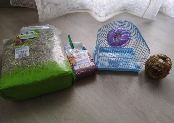 Lote para roedores