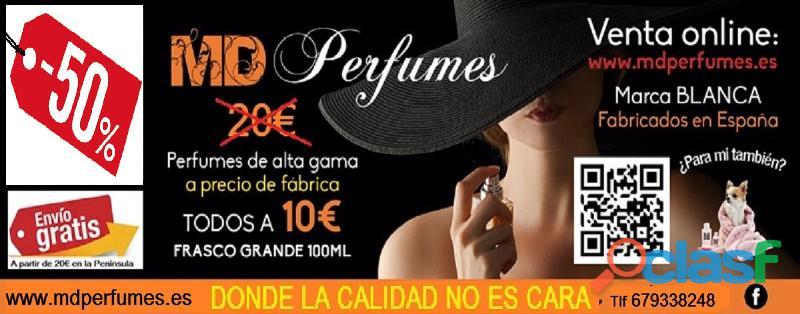 Perfume Mujer Equivalente altas gama Nº2405 Agua Profunda Romana 10€ 100ml 3