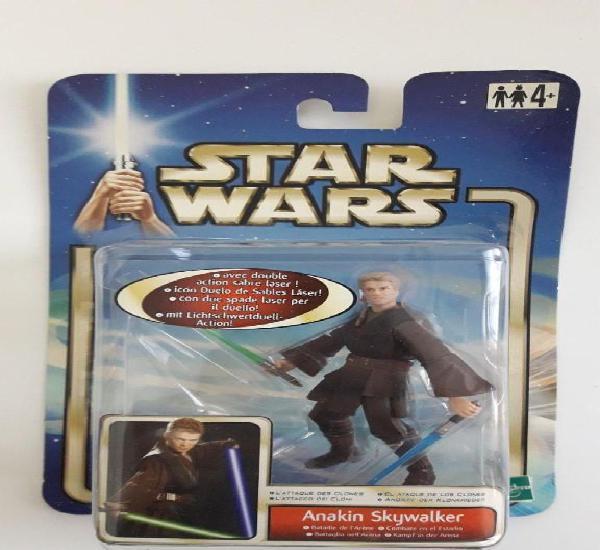 Anakin skywalker el ataque de los clones *leer descripción*