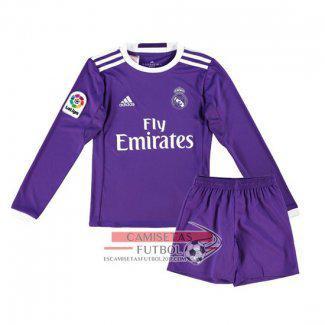 Camiseta real madrid 1ª niño ml
