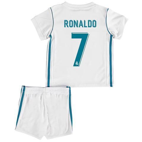 Camiseta real madrid niños kits 16/17