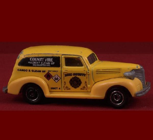Chevrolet van 1939 e/ 1:63