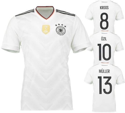 Camisetas de futbol alemania 2017 2018