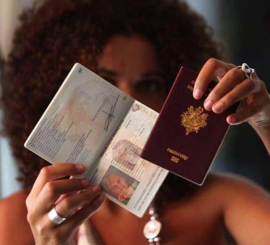 Comprar permiso de residencia, pasaporte