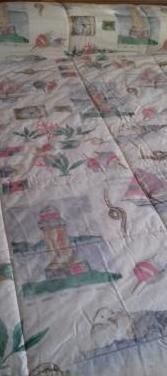 Edredon cama 1,35