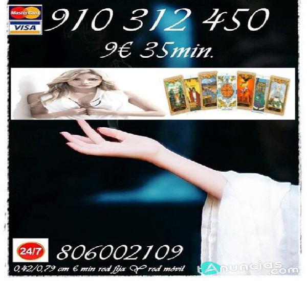 Elige un tarot directo y fiable 910312450 ofertas