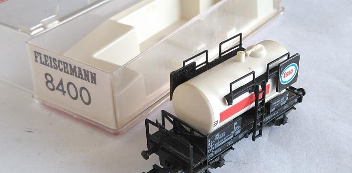 Fleischmann n vagón cisterna.en caja. válido