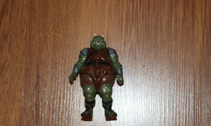 Figura acción vintage star wars kenner gamorrean guard 1983