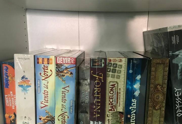 Gran lote juegos de mesa