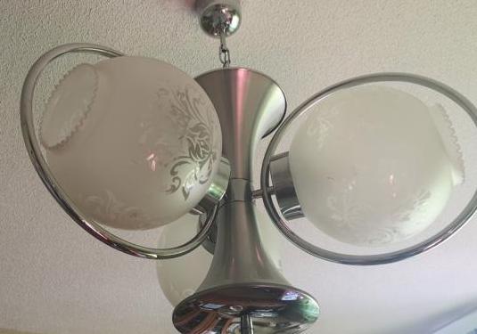 Lámpara de 3 focos
