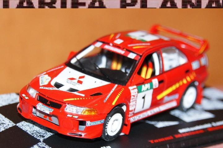 Mitsubishi lancer evolution v rallye de australia 1998 tommi