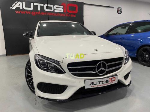 Mercedes clase c clase c 250 d