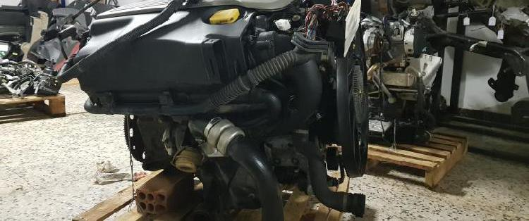 Motor completo tipo 306d1 del range rover 3.0 td6
