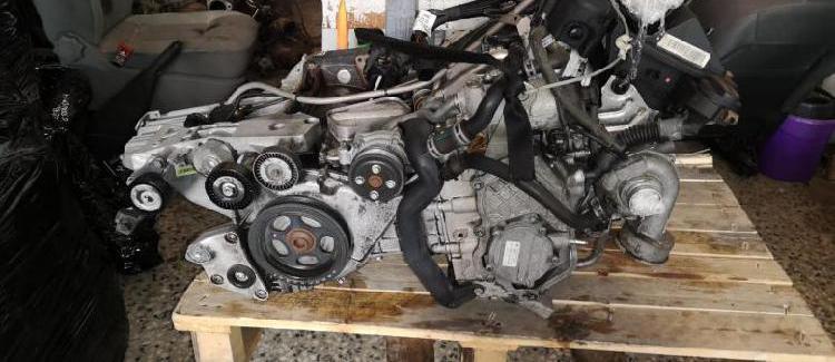 Motor completo tipo 640940 del mercedes clase b w245