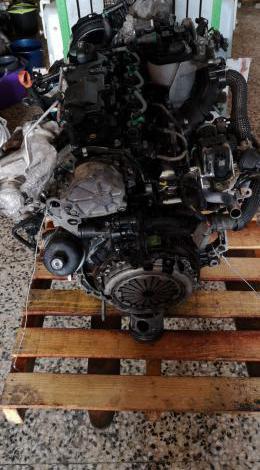 Motor completo tipo 8h01 del citroen c3, 1.4 hdi, 68cv
