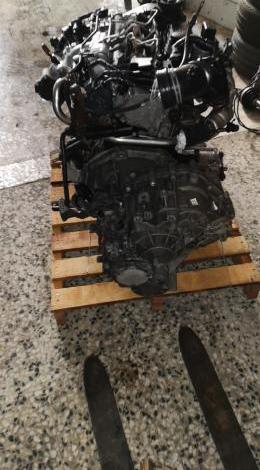 Motor completo tipo cba del volkswagen tiguan 2.0 tdi