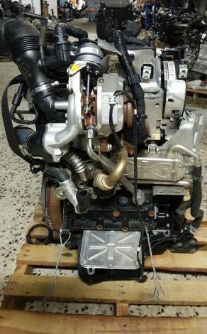 Motor completo tipo cfw, 1.2 tdi de seat ibiza